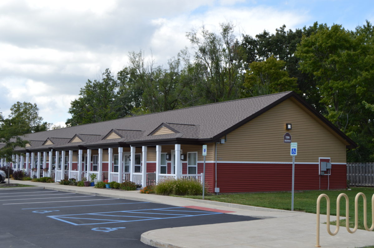Whispering Oaks Senior Apartments